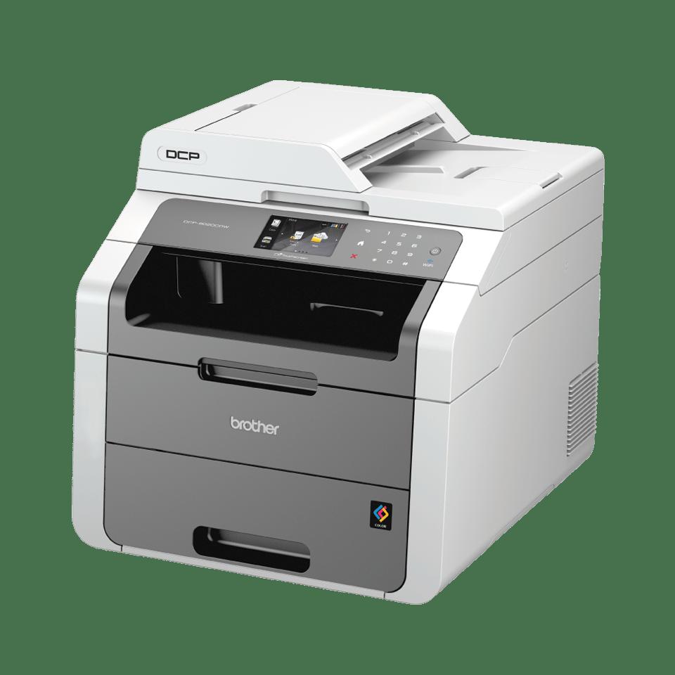 DCP-9020CDW all-in-one kleurenled printer 2