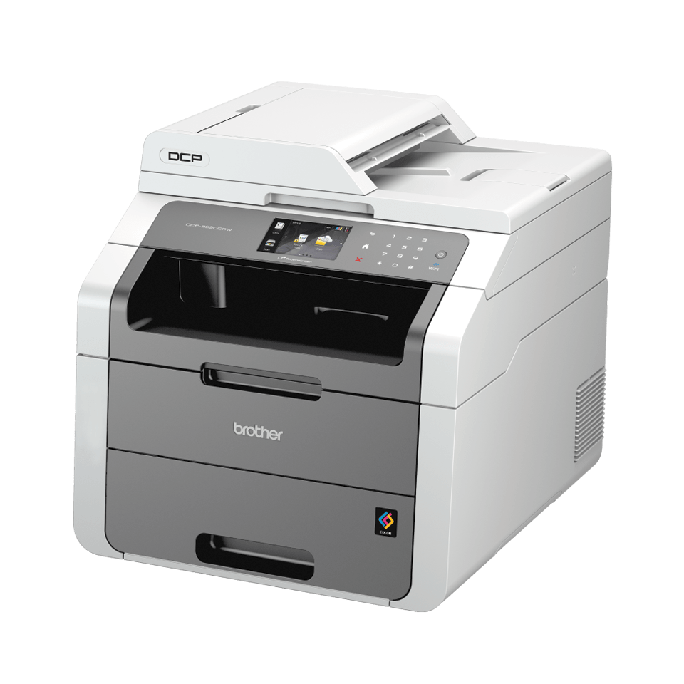 DCP-9020CDW all-in-one kleurenled printer 2