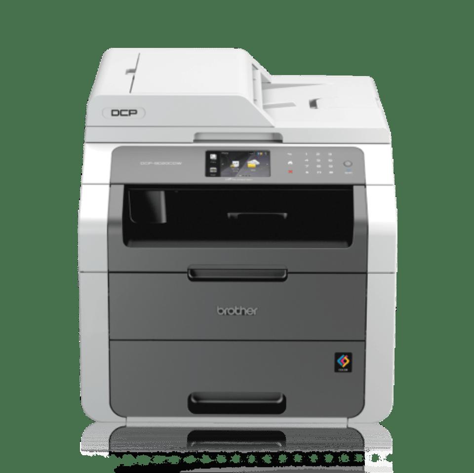DCP-9020CDW imprimante led couleur tout-en-un