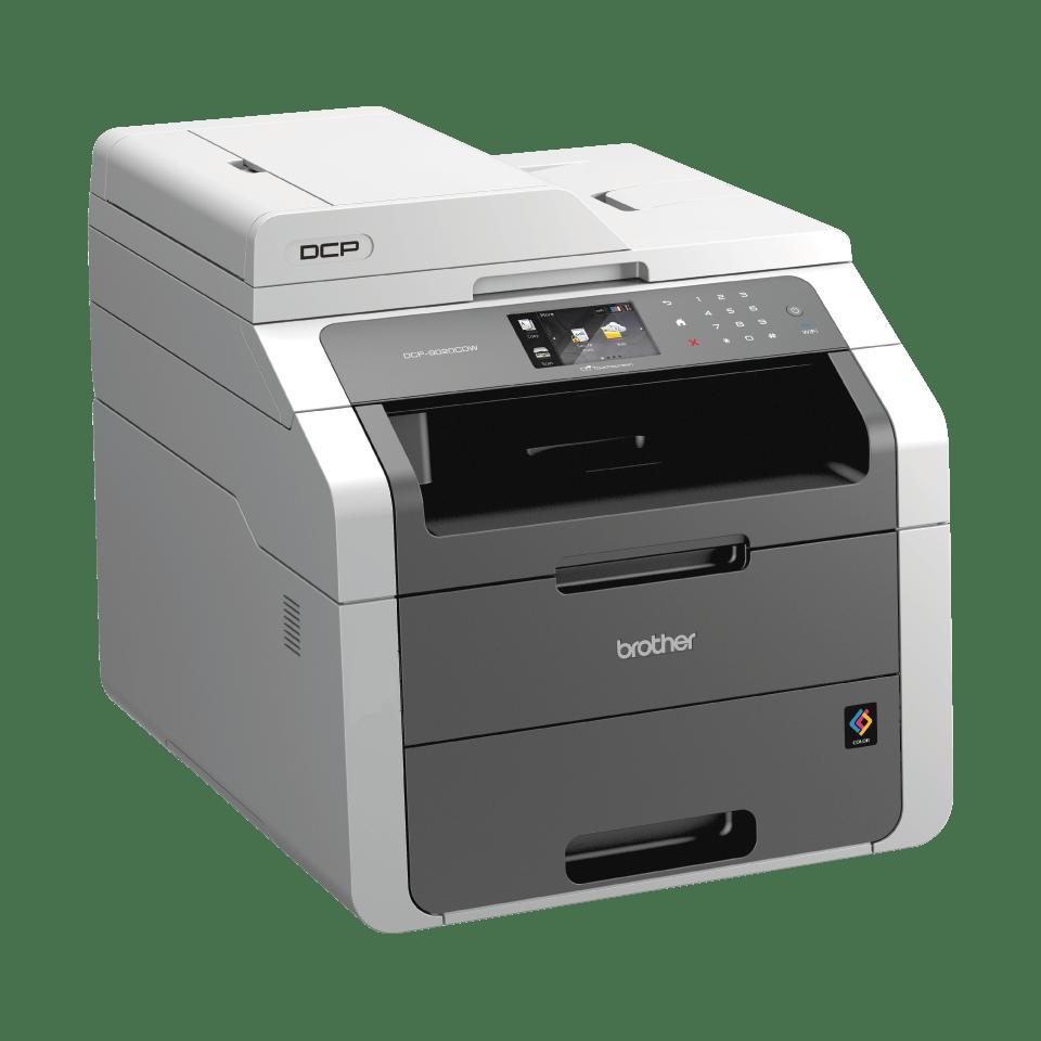 DCP-9020CDW all-in-one kleurenled printer 3