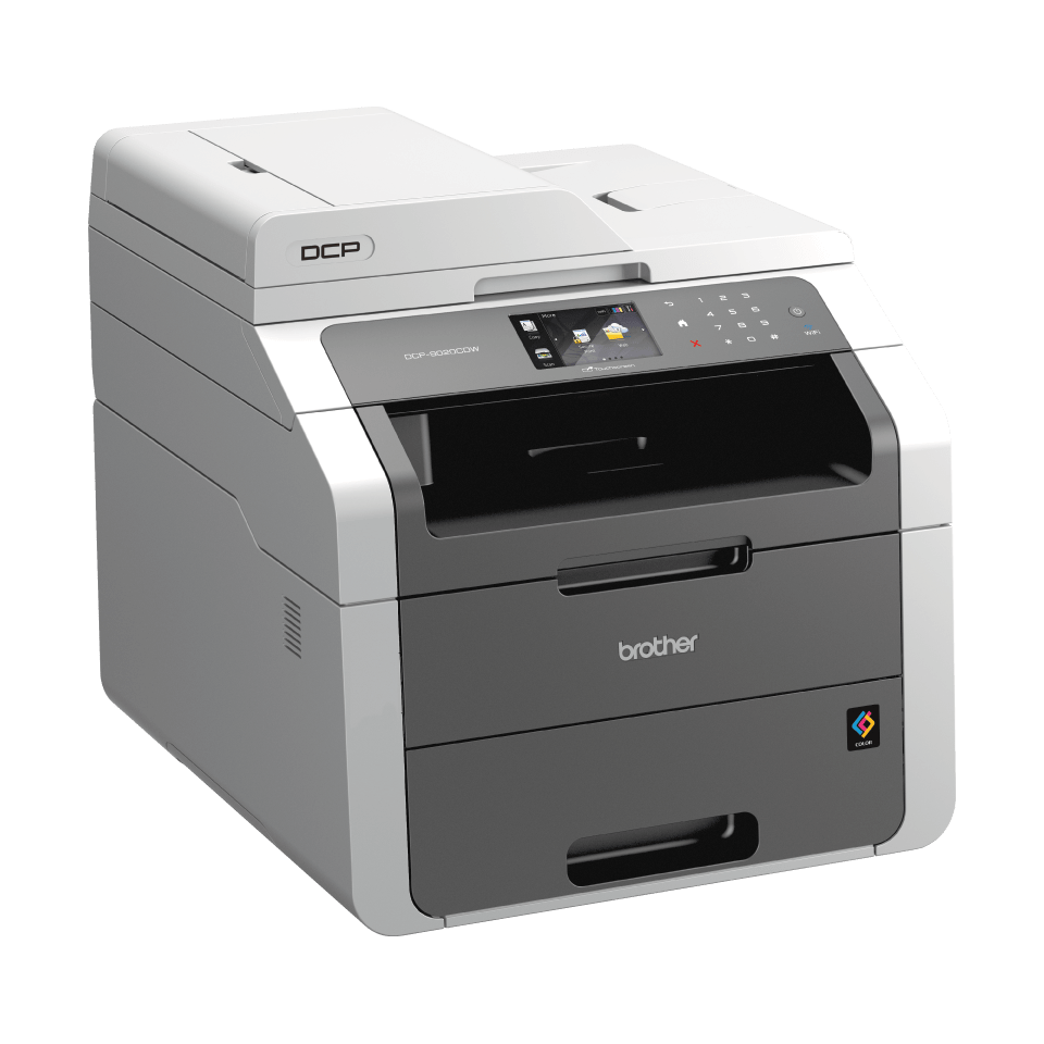 DCP-9020CDW all-in-one kleurenled printer 3