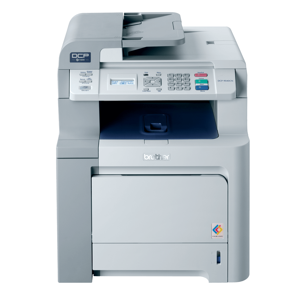DCP-9040CN 3-in-1 kleurenlaser printer