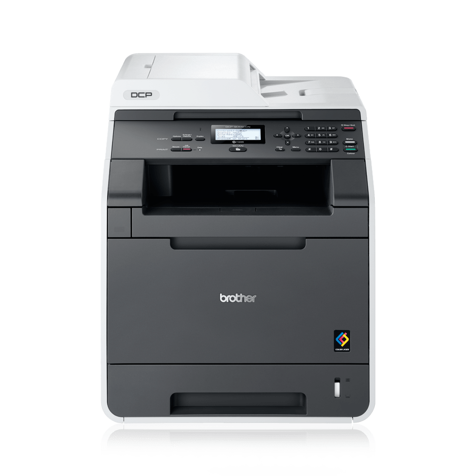 DCP-9055CDN all-in-one kleurenlaser printer 2