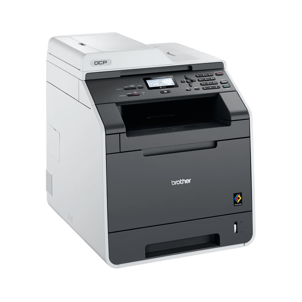 DCP-9055CDN all-in-one kleurenlaser printer 3