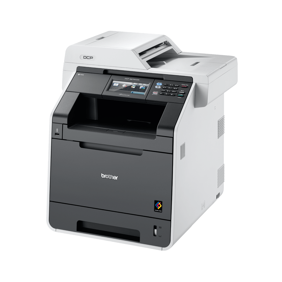 DCP-9270CDN all-in-one kleurenlaserprinter