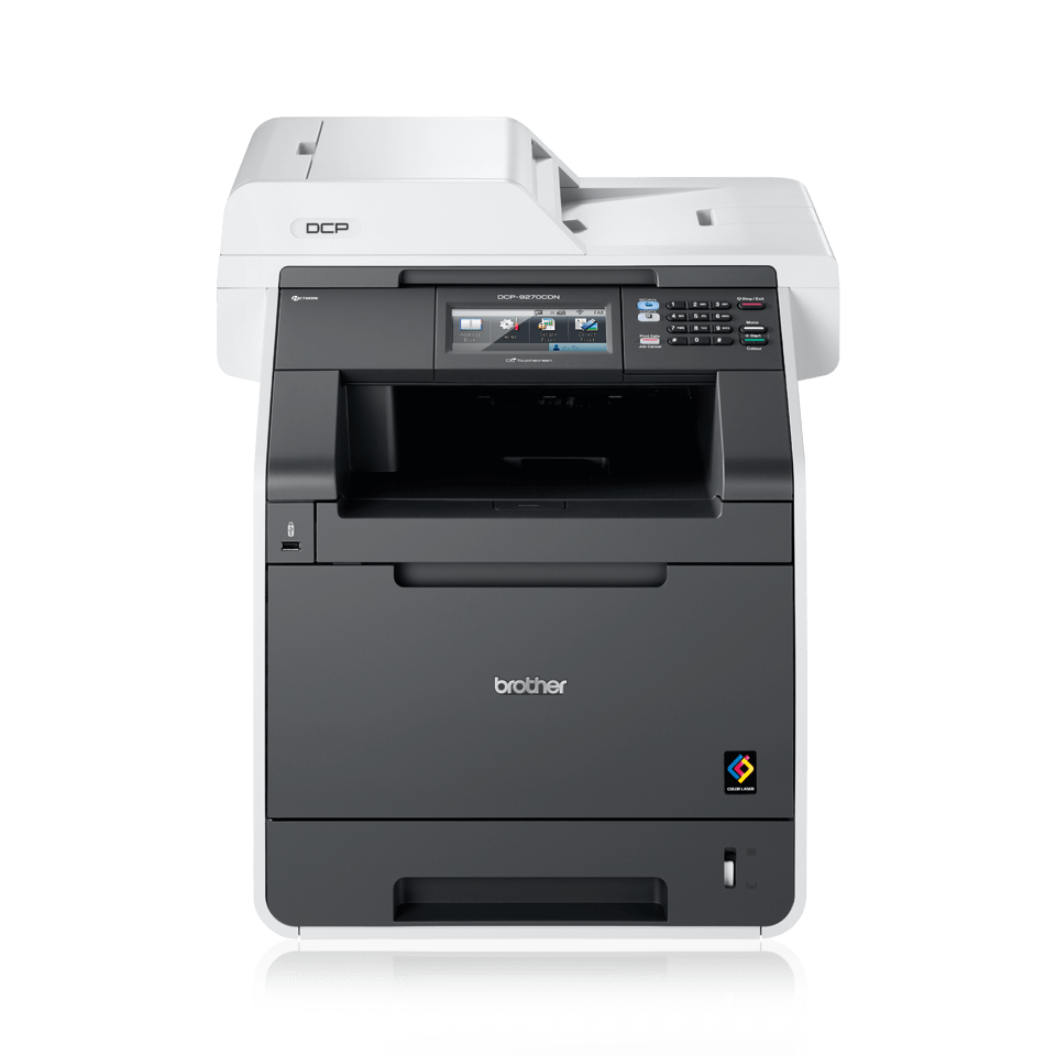 DCP-9270CDN all-in-one kleurenlaser printer 2
