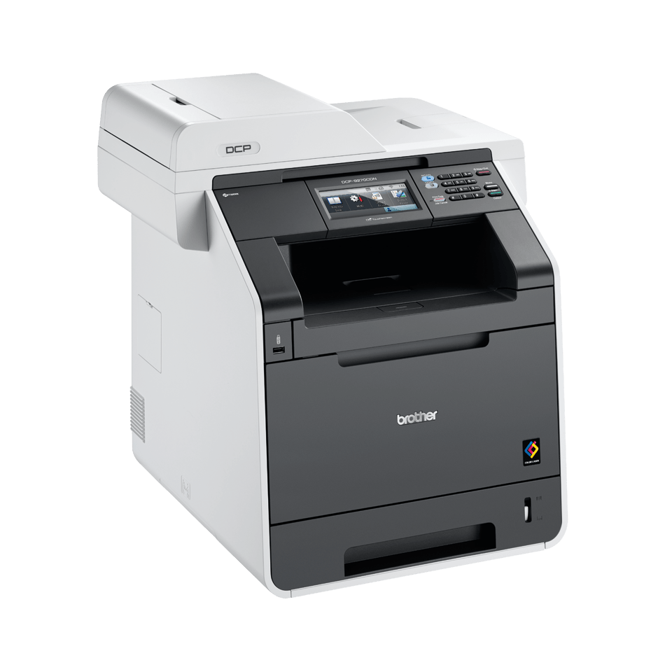 DCP-9270CDN all-in-one kleurenlaserprinter 3