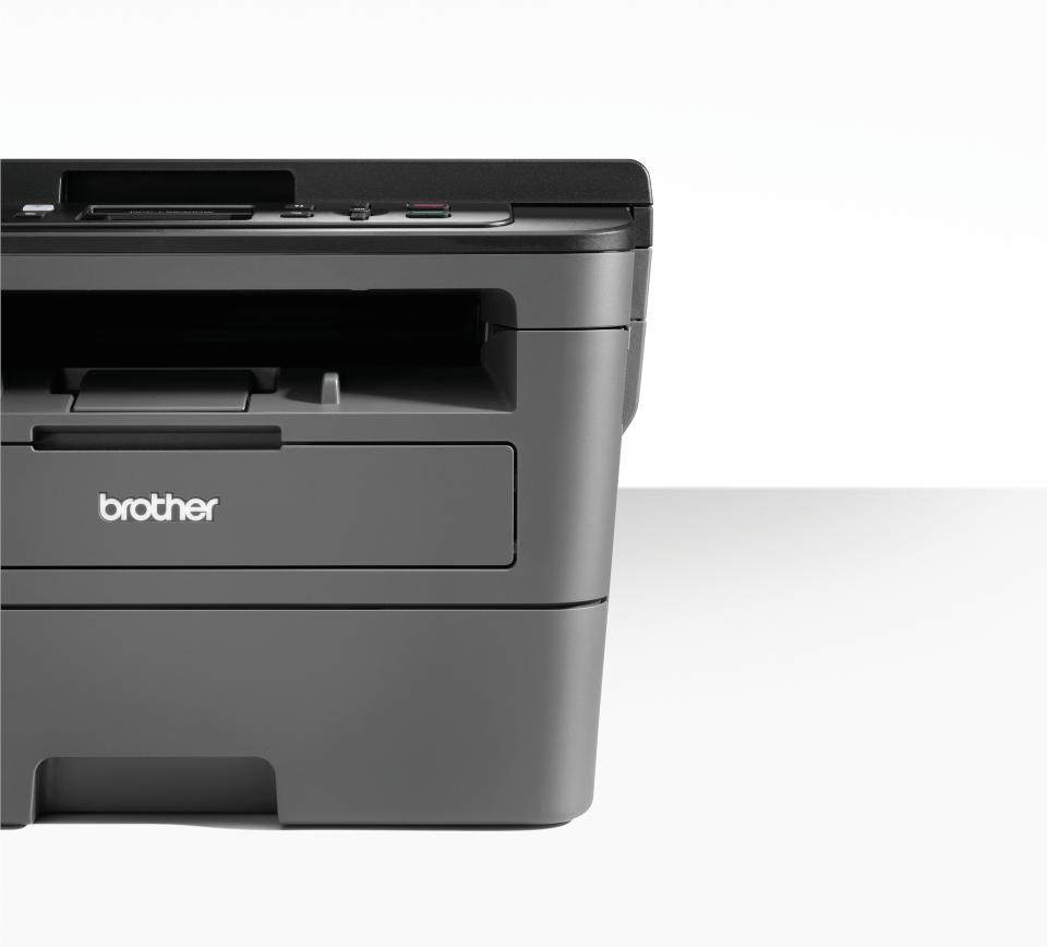 DCP-L2530DW imprimante laser multifonctions wifi noir et blanc 4