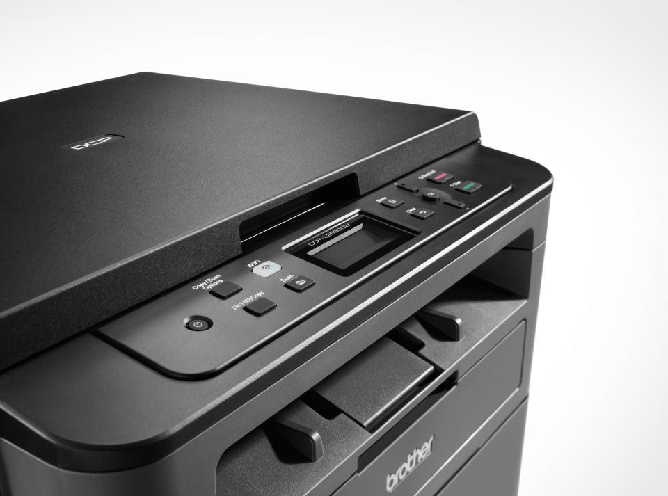DCP-L2530DW imprimante 3-en-1 laser monochrome compacte et wifi 5