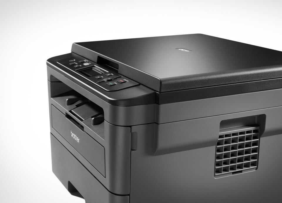 DCP-L2530DW imprimante laser multifonctions wifi noir et blanc 6