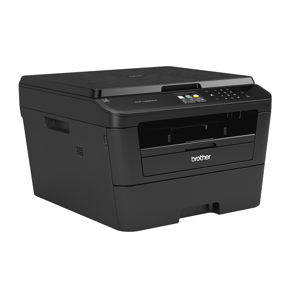 DCP-L2560DW all-in-one mono laser printer 3