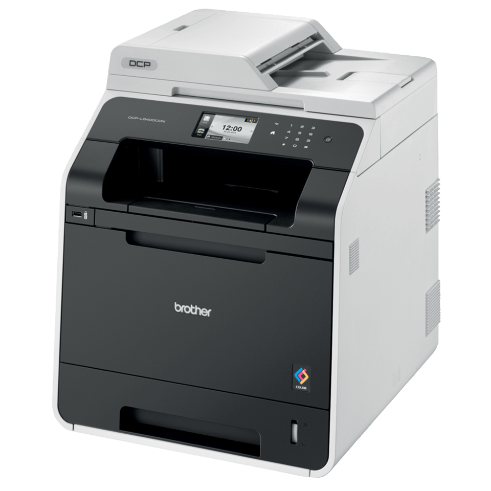 DCP-L8400CDN business all-in-one kleurenlaserprinter 2