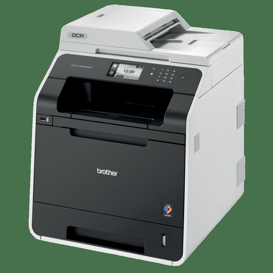 DCP-L8400CDN imprimante laser couleur tout-en-un professionnelle 2