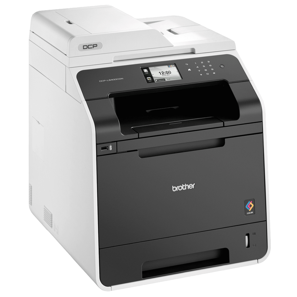 DCP-L8400CDN business all-in-one kleurenlaser printer 3