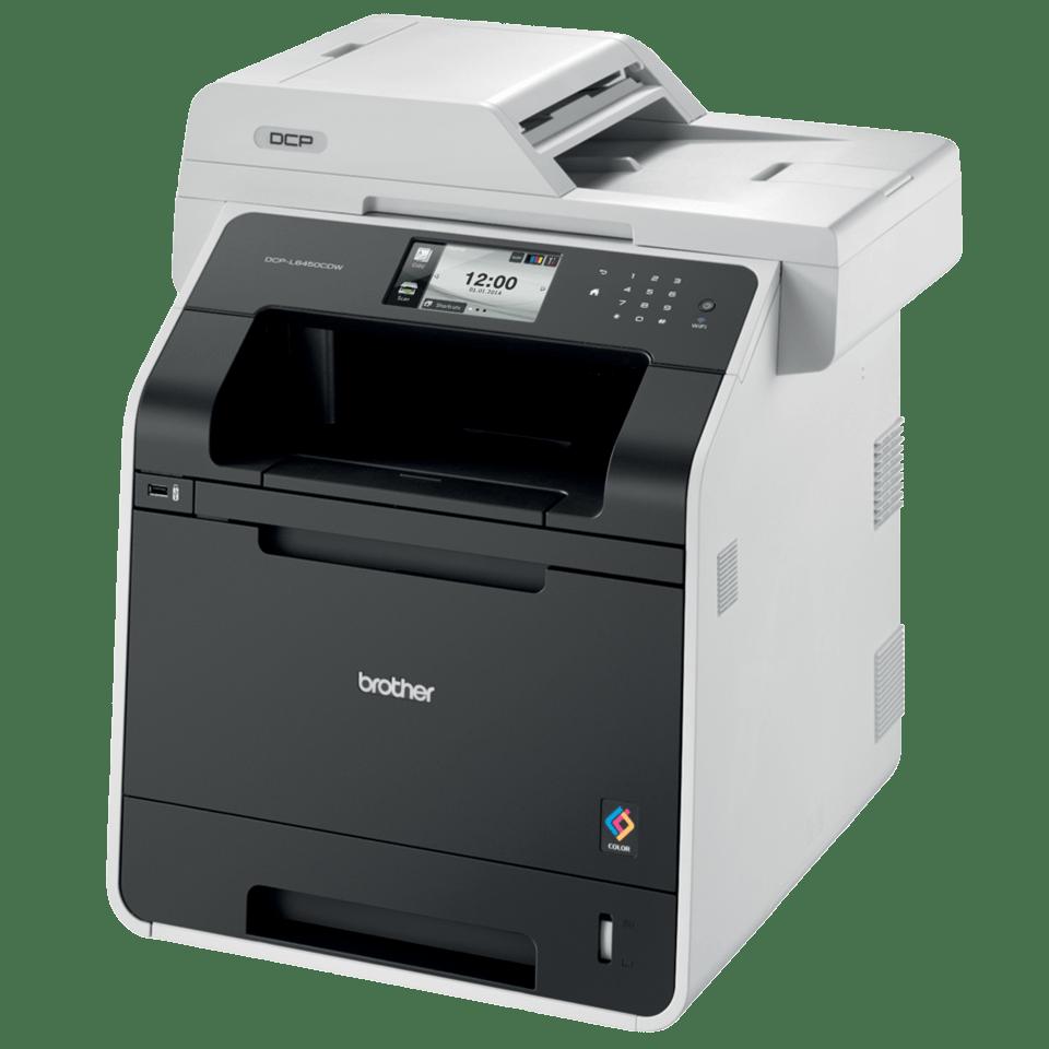 DCP-L8450CDW business all-in-one kleurenlaser printer 2