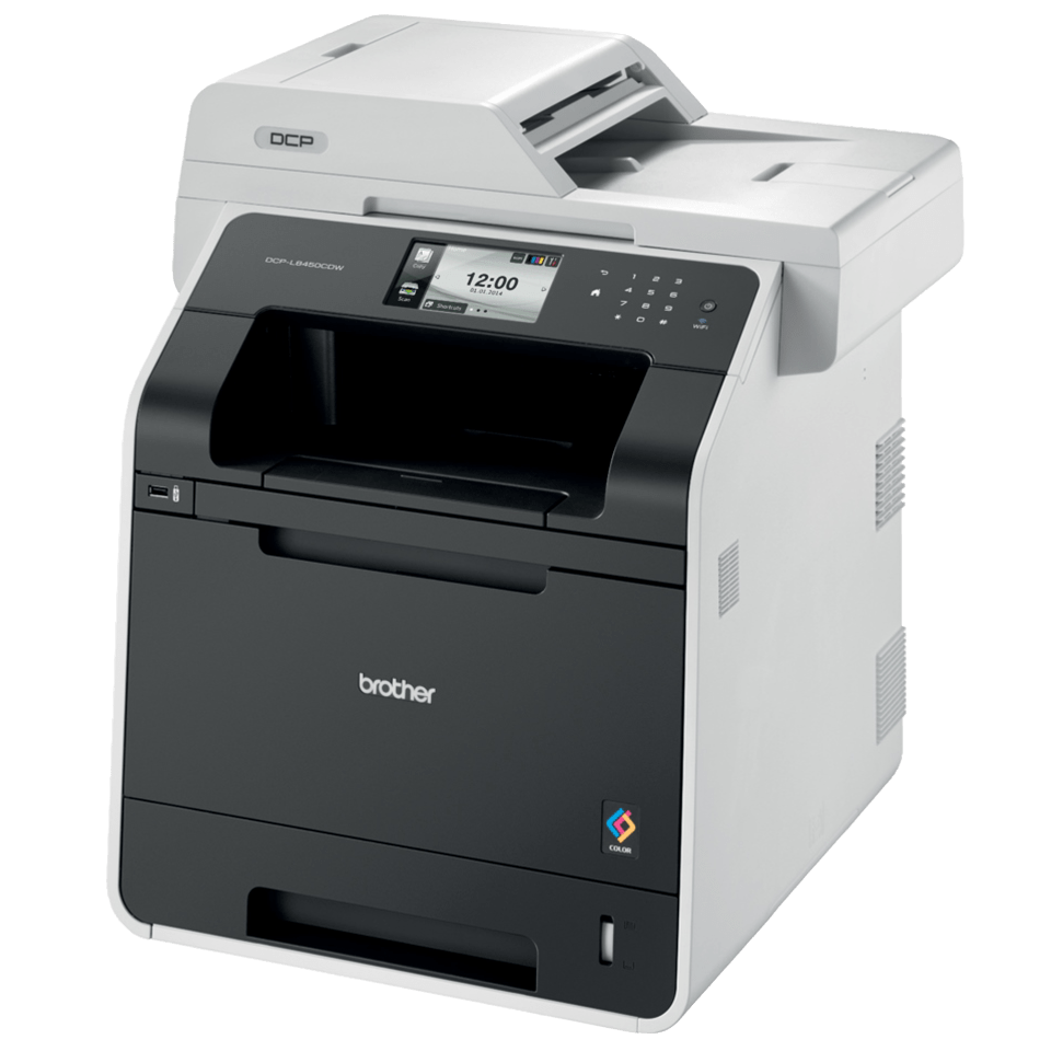 DCP-L8450CDW business all-in-one kleurenlaserprinter 2