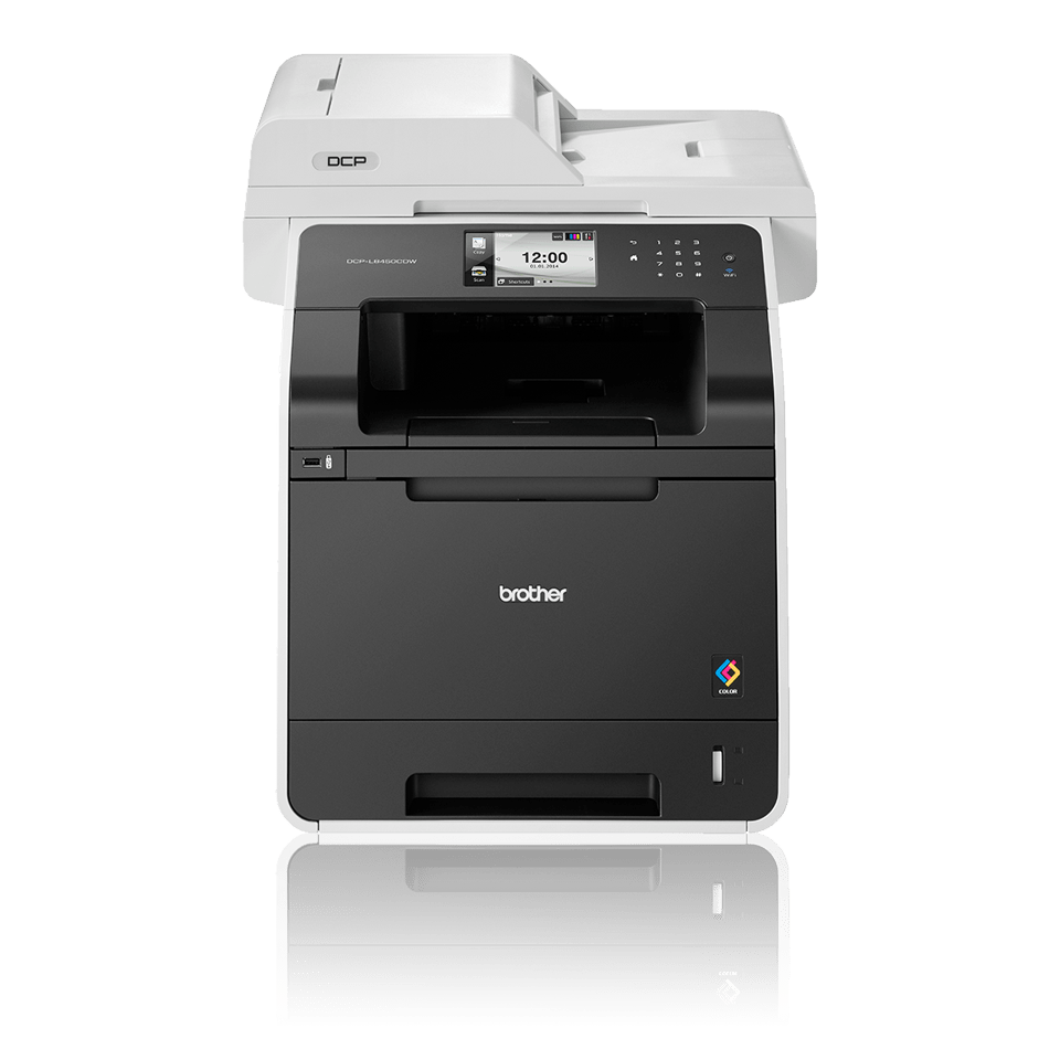 DCP-L8450CDW business all-in-one kleurenlaserprinter