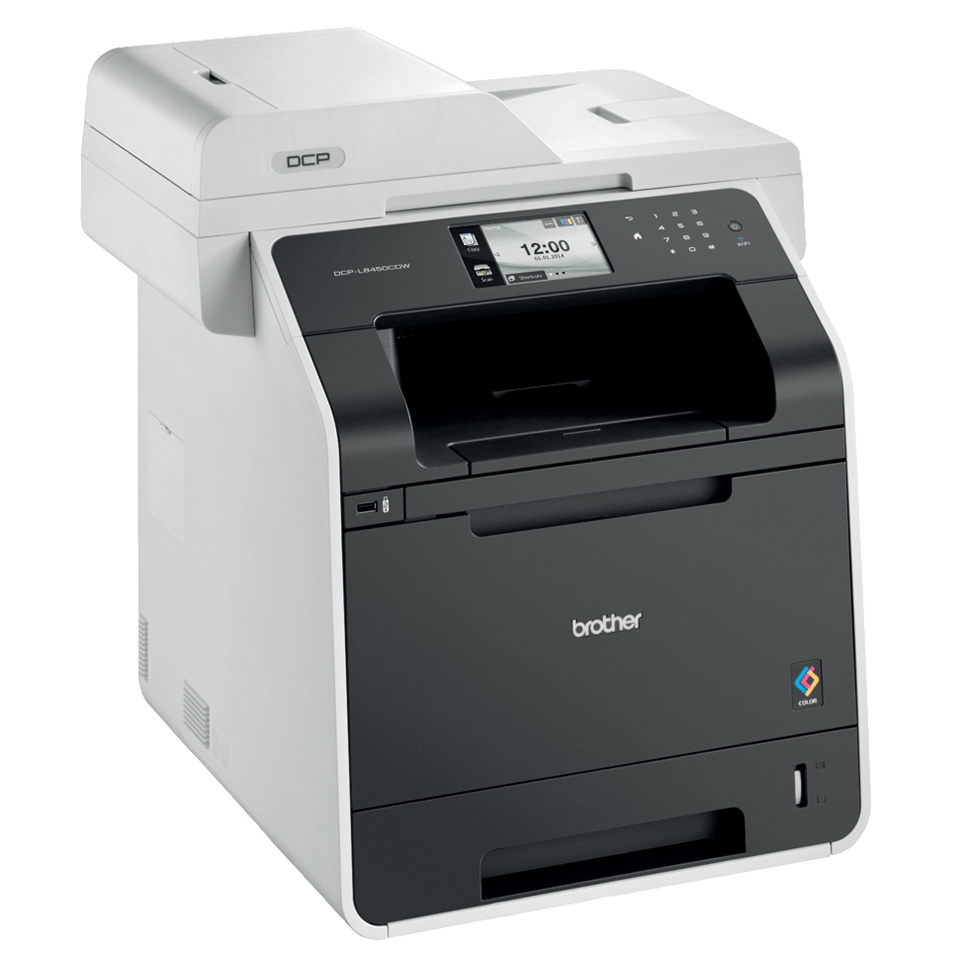 DCP-L8450CDW business all-in-one kleurenlaserprinter 3