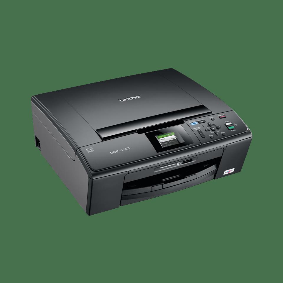 DCP-J125 all-in-one inkjet printer 3