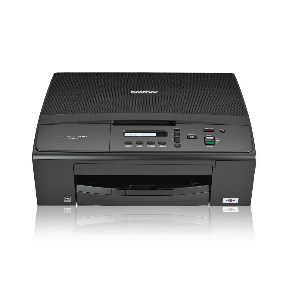 DCP-J140W all-in-one inkjetprinter 2
