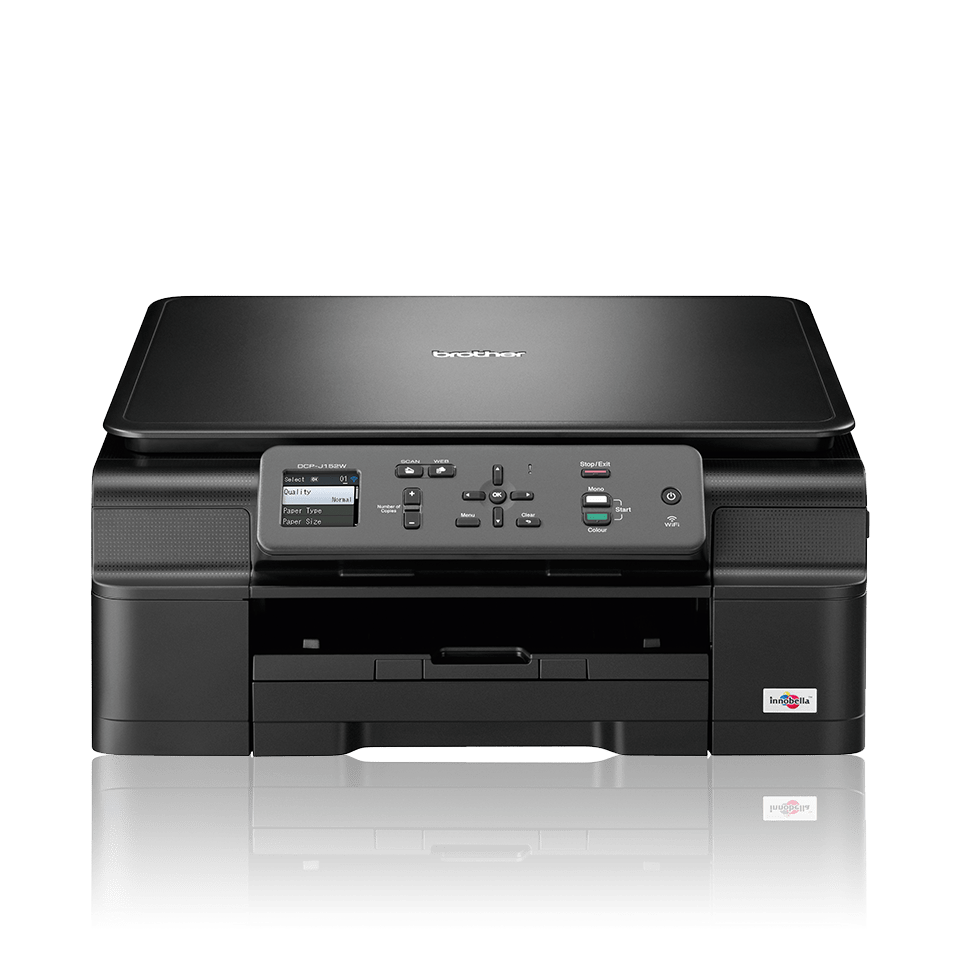 DCP-J152W 3-in-1 inkjet printer