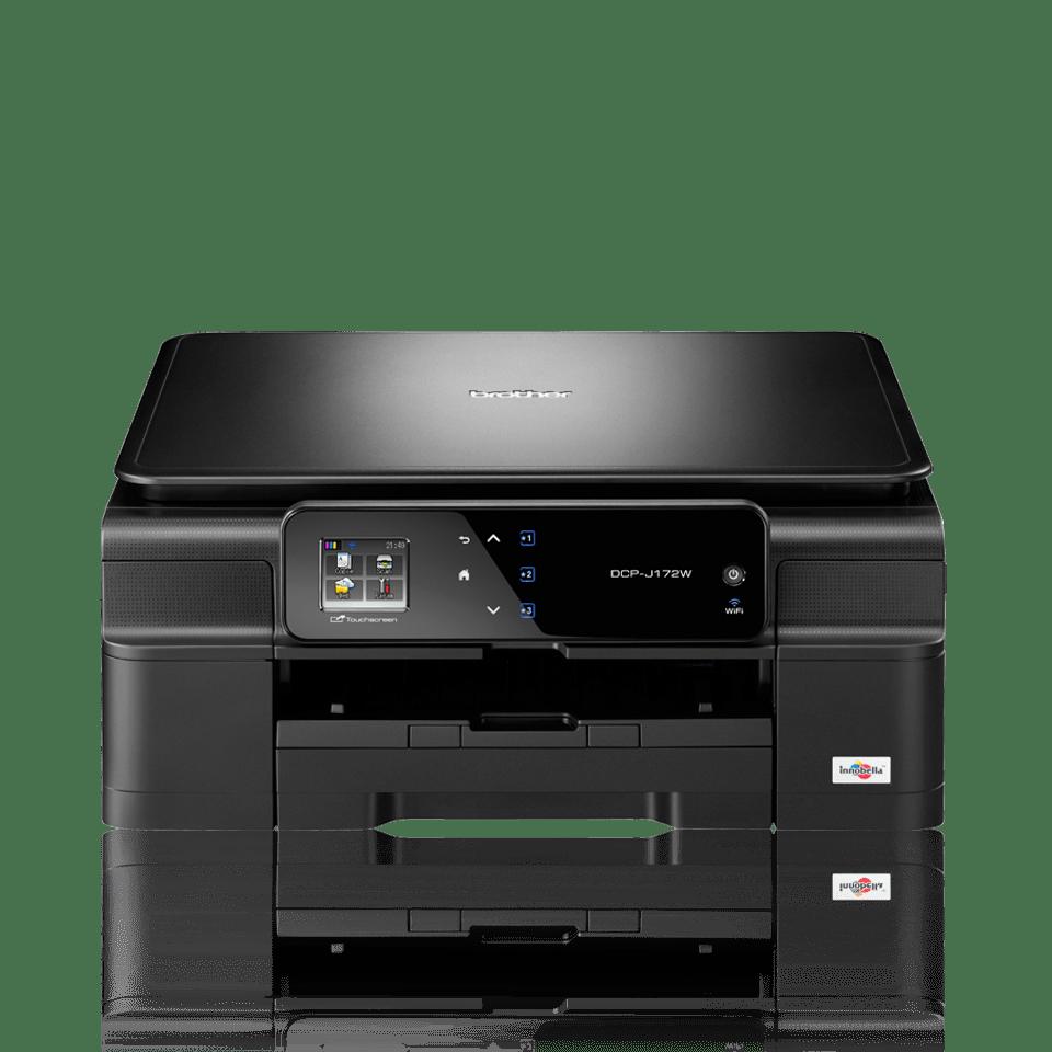 DCP-J172W all-in-one inkjet printer