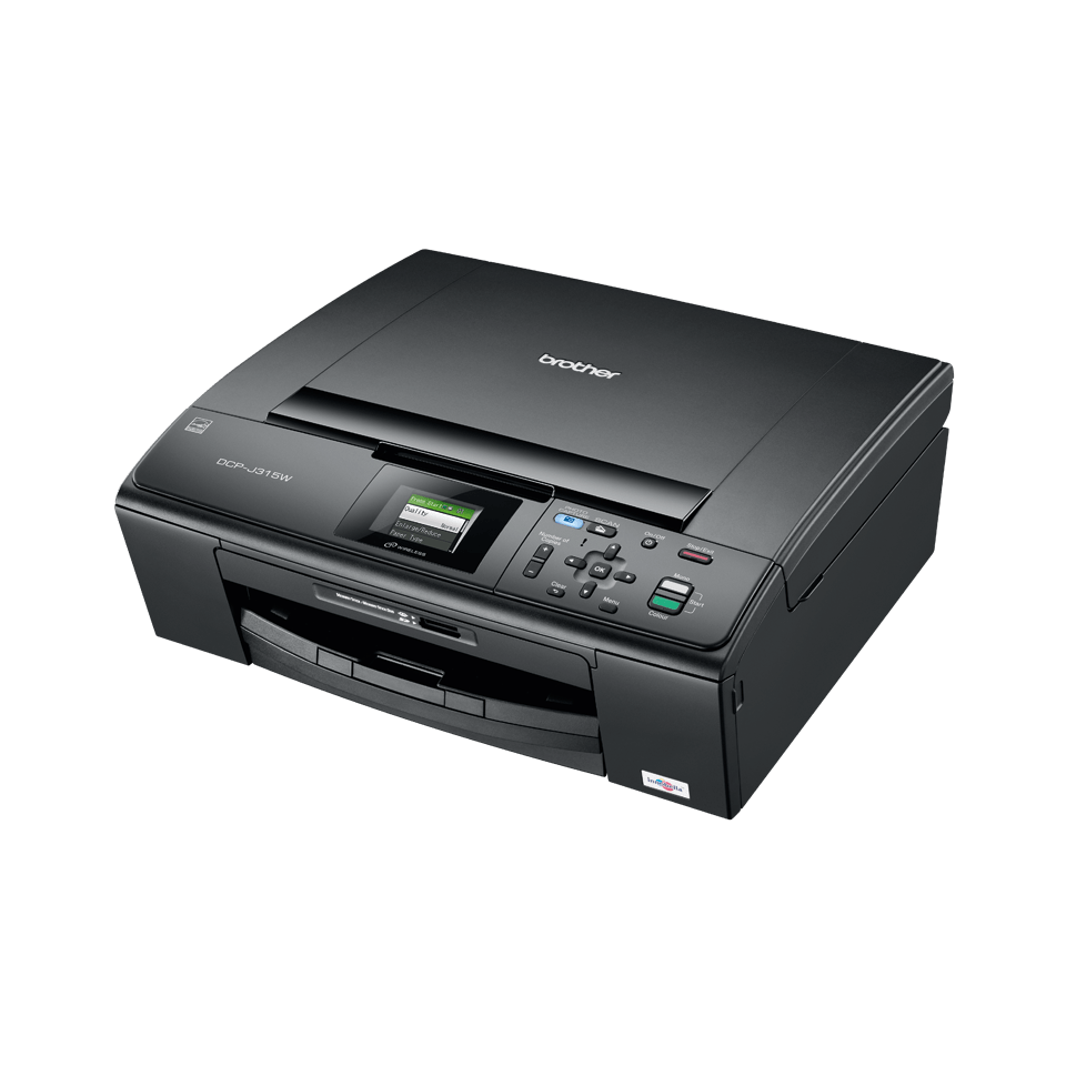 DCP-J315W all-in-one inkjet printer