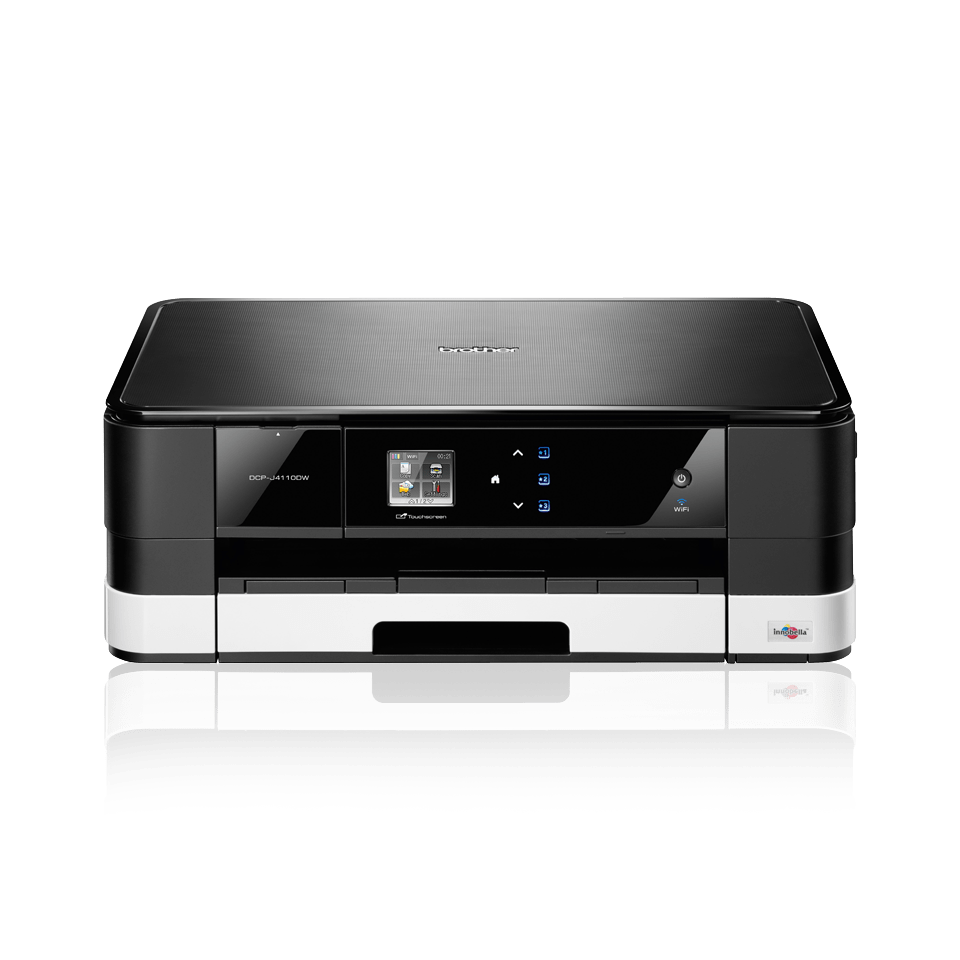 DCP-J4110DW 3-in-1 inkjet printer