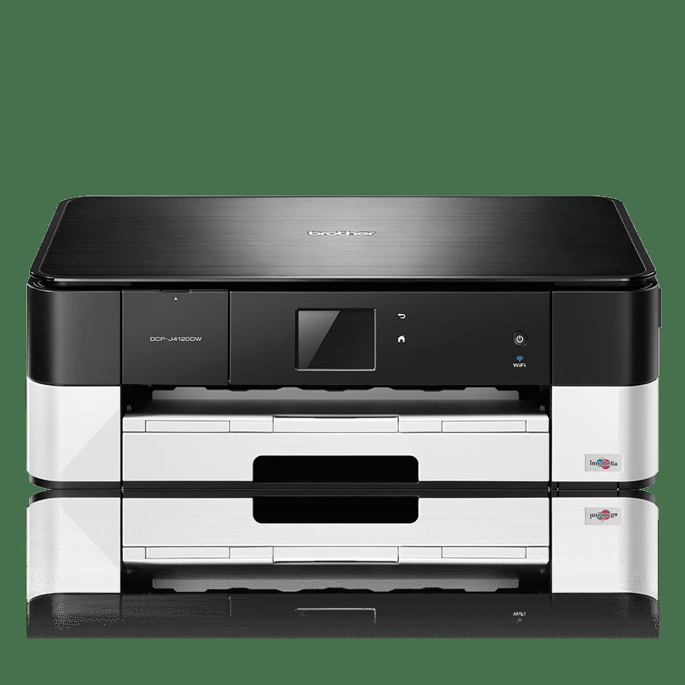 DCP-J4120DW all-in-one inkjet printer 2