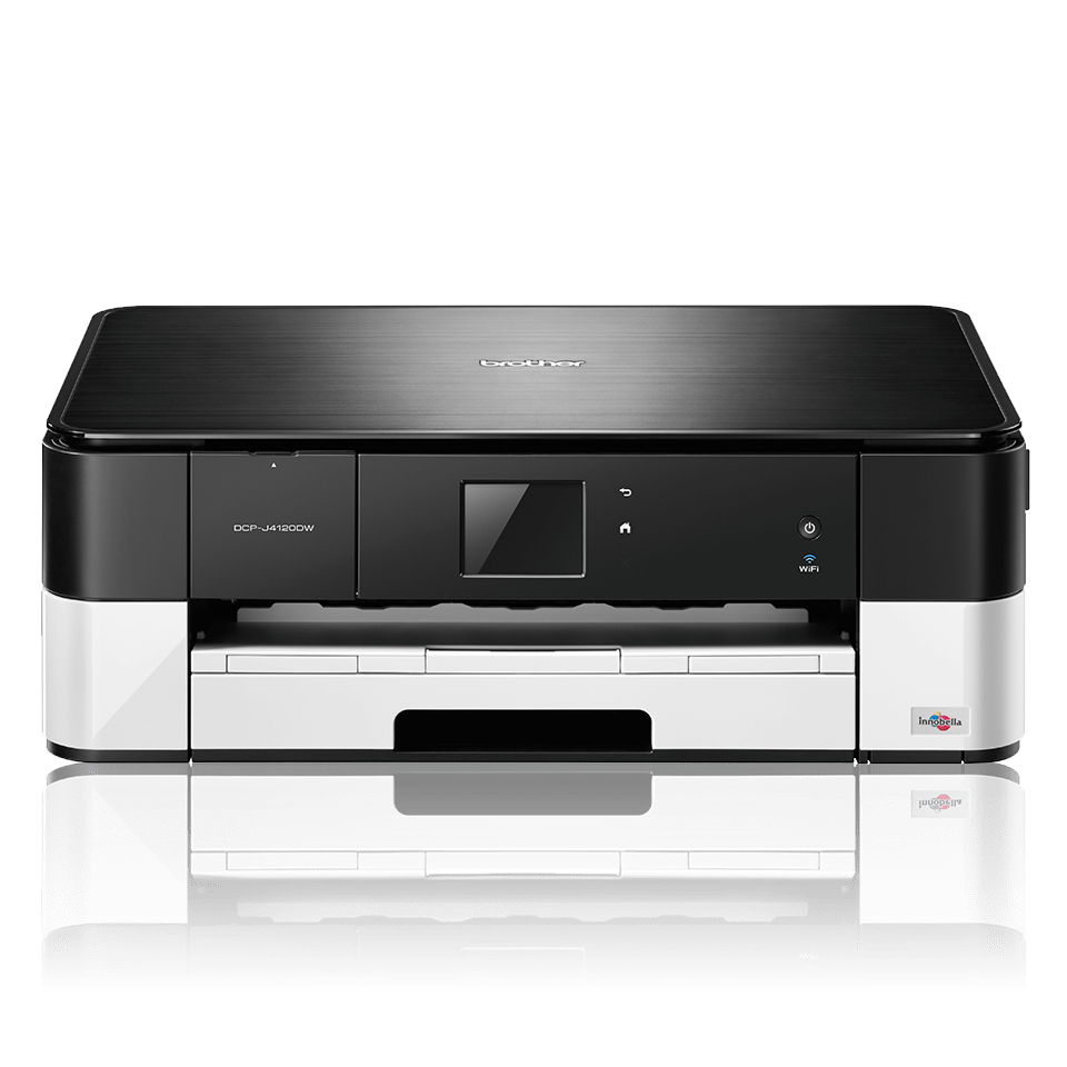 DCP-J4120DW all-in-one inkjet printer