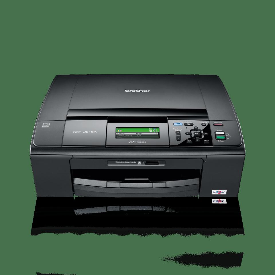 DCP-J515W all-in-one inkjet printer 2