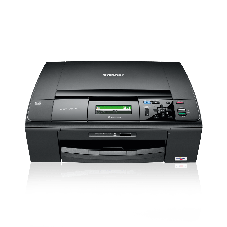 DCP-J515W all-in-one inkjetprinter 2