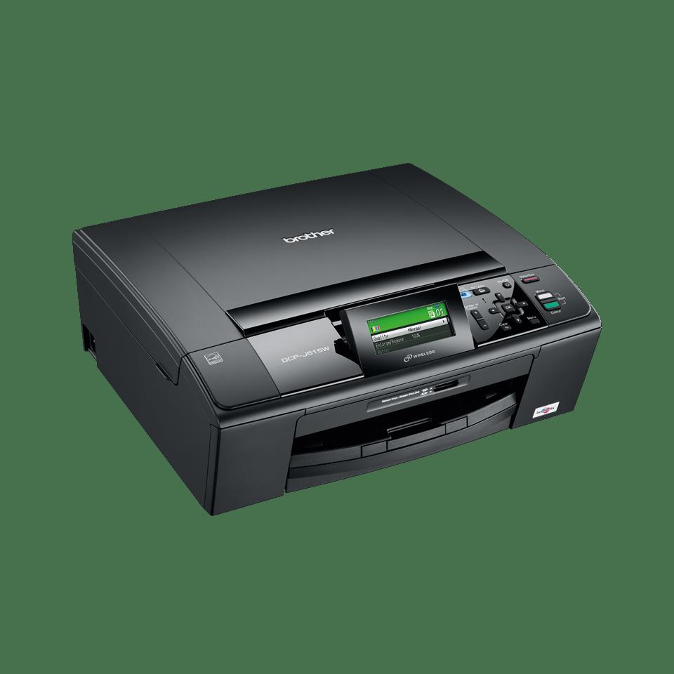 DCP-J515W all-in-one inkjet printer 3