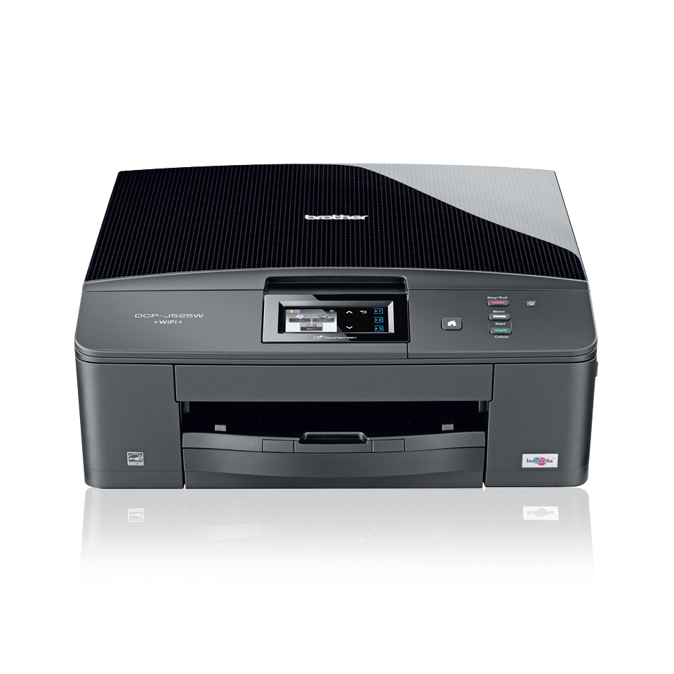 DCP-J525W 3-in-1 inkjet printer
