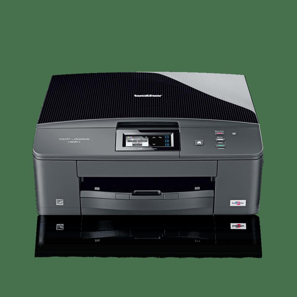 DCP-J525W all-in-one inkjet printer 2