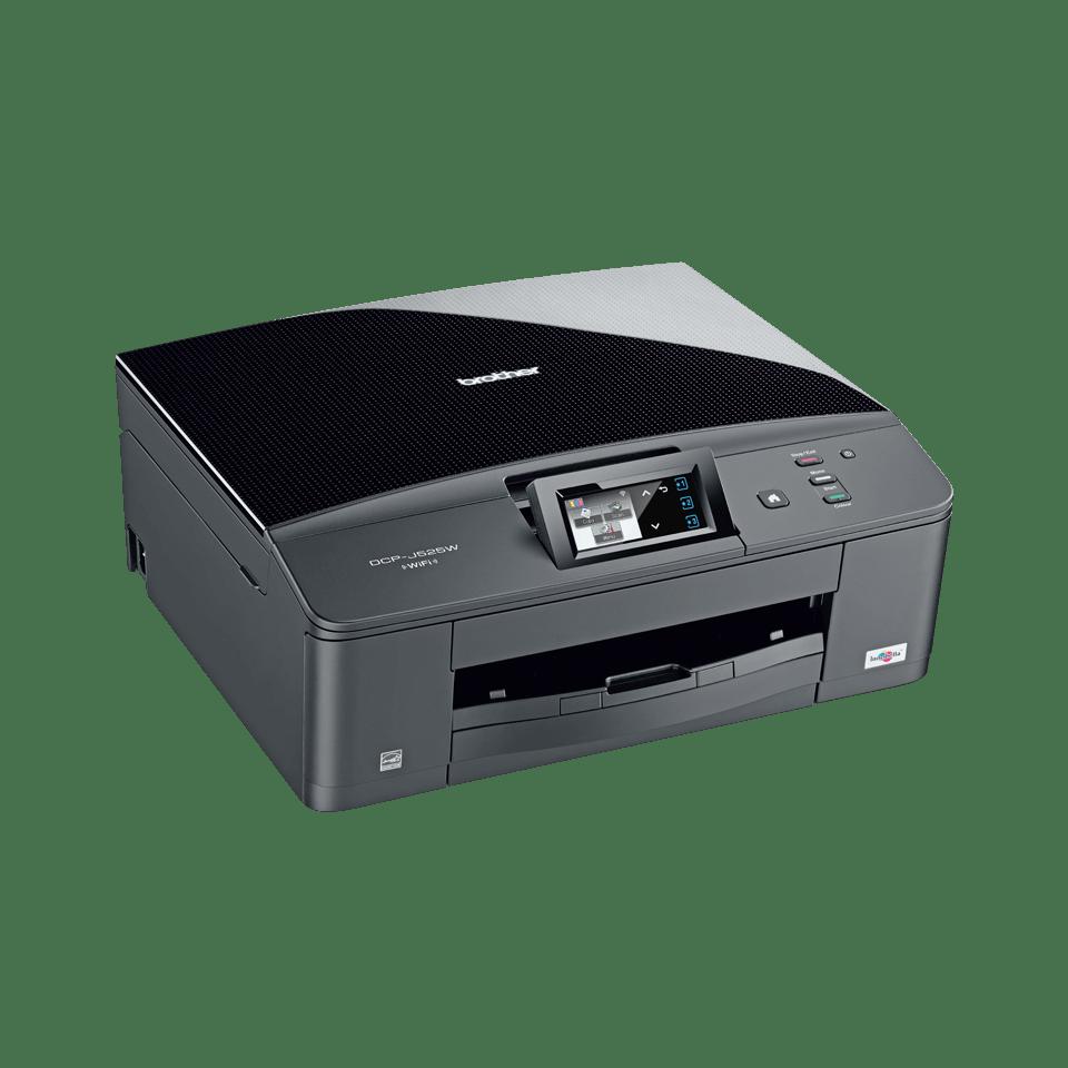 DCP-J525W all-in-one inkjet printer 3