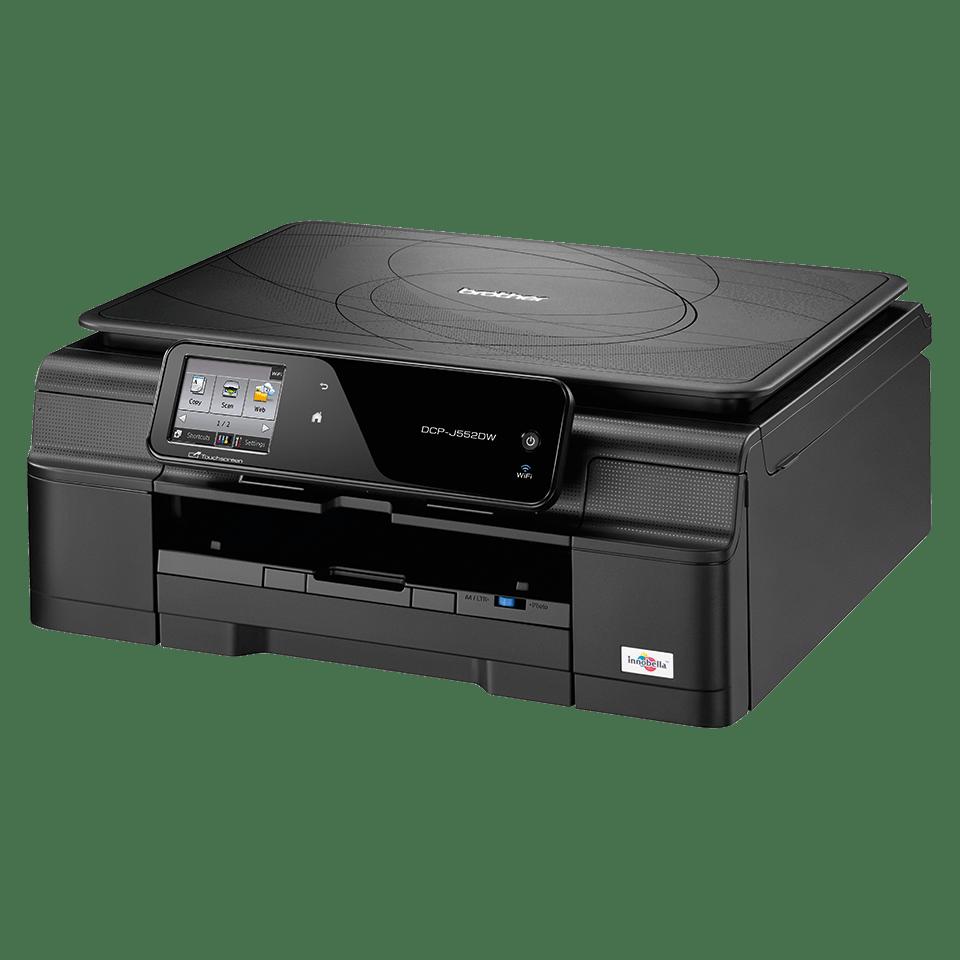 DCP-J552DW all-in-one inkjet printer