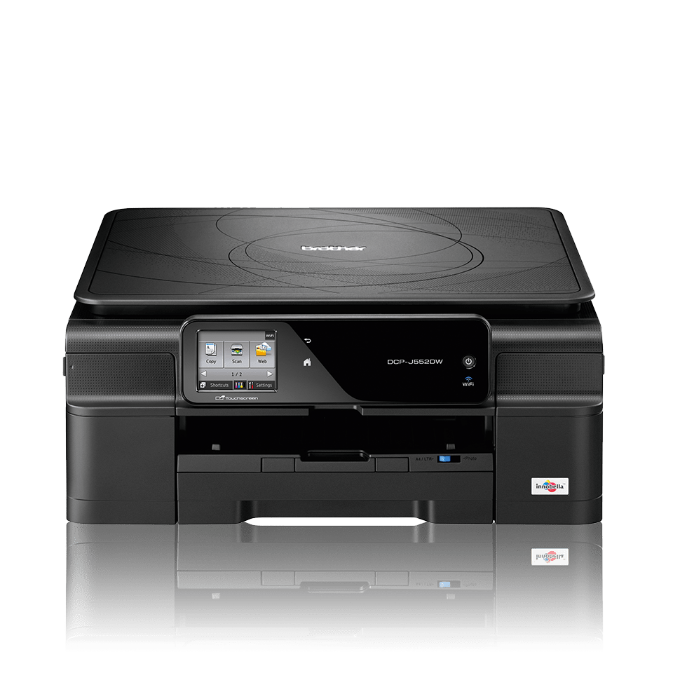 DCP-J552DW all-in-one inkjet printer 2