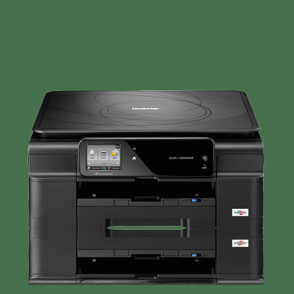 DCP-J552DW imprimante 3-in-1 jet d'encre