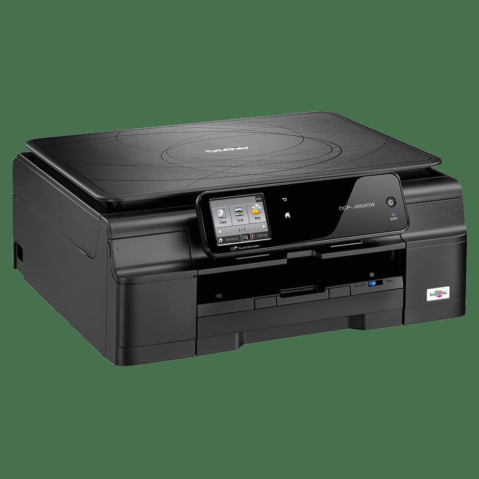 DCP-J552DW all-in-one inkjet printer 3