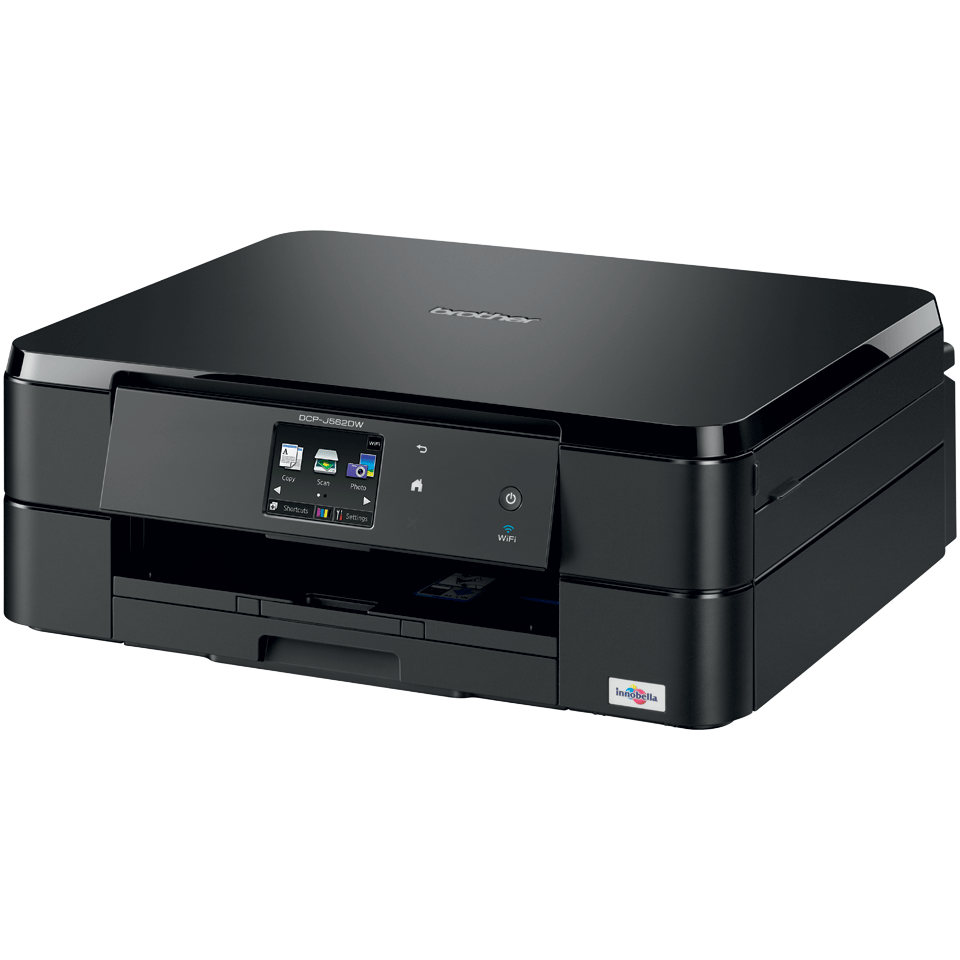 DCP-J562DW all-in-one inkjet printer