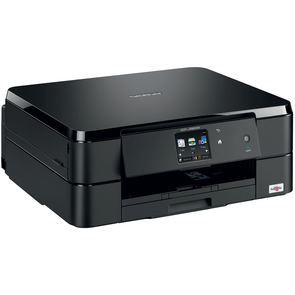 DCP-J562DW all-in-one inkjet printer 3