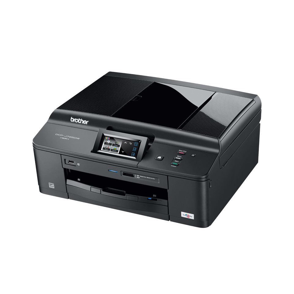 DCP-J725DW all-in-one inkjet printer