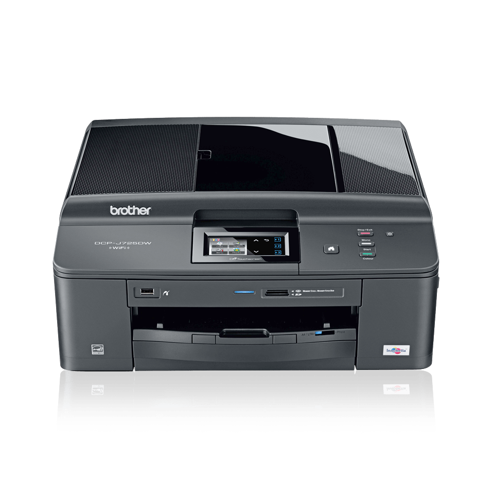 DCP-J725DW 3-in-1 inkjet printer