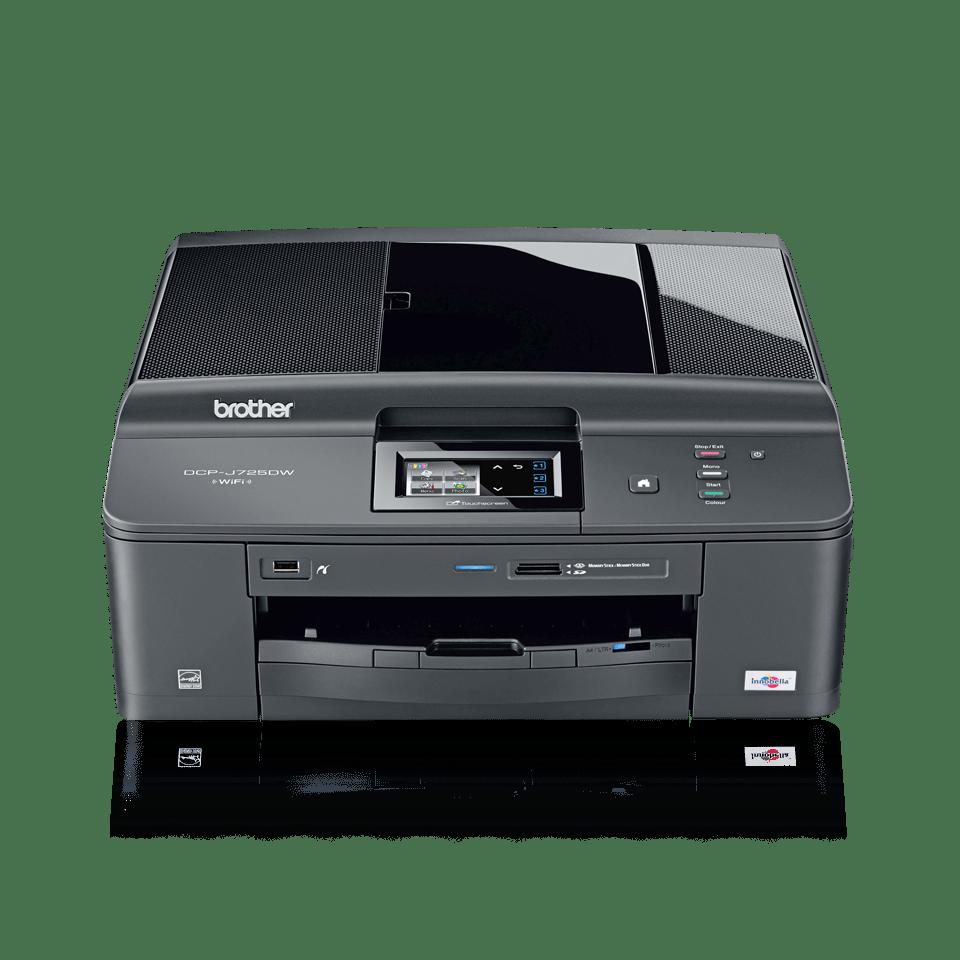 DCP-J725DW all-in-one inkjetprinter 2