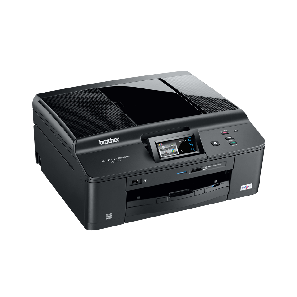 DCP-J725DW all-in-one inkjet printer 3