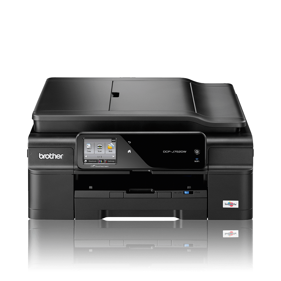 DCP-J752DW 3-in-1 inkjet printer