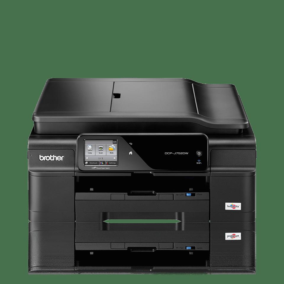 DCP-J752DW imprimante jet d'encre tout-en-un 2