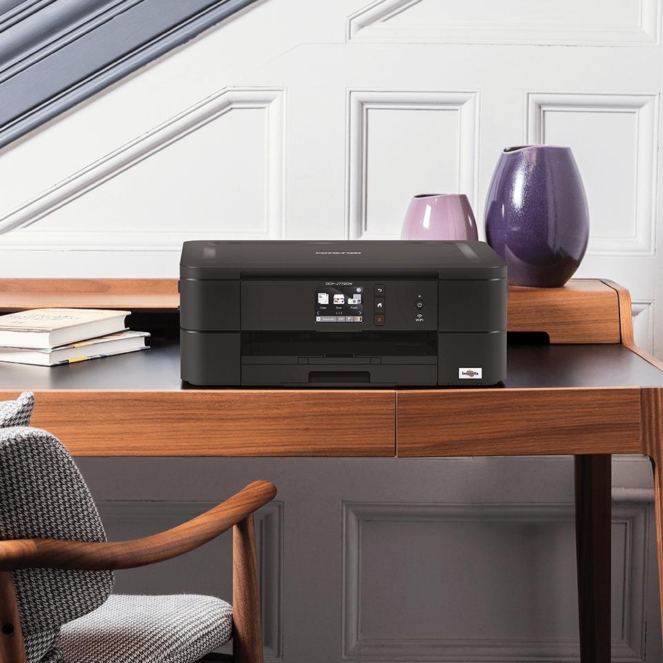 DCP-J772DW compacte 3-in-1 A4 wifi inkjet printer 6