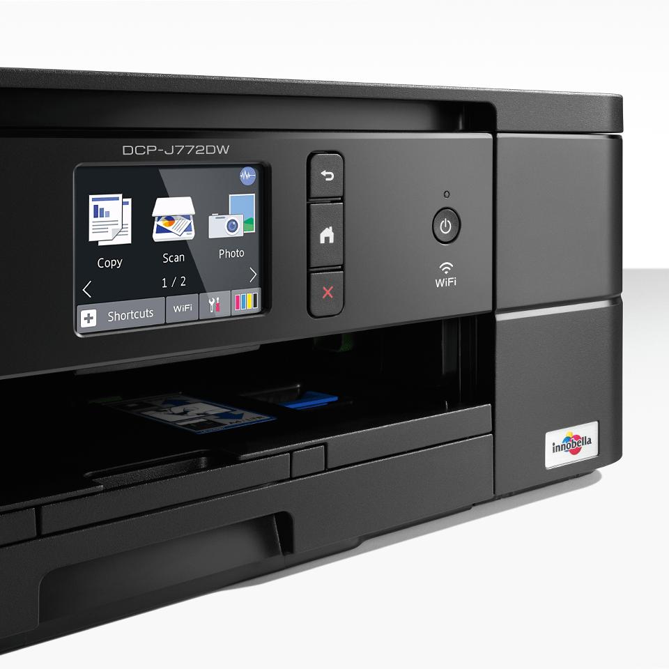 DCP-J772DW compacte 3-in-1 A4 wifi inkjet printer 4